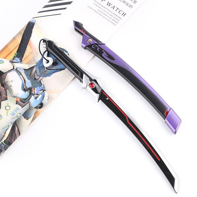 ✅Trường Kiếm Genji Oni 22cm