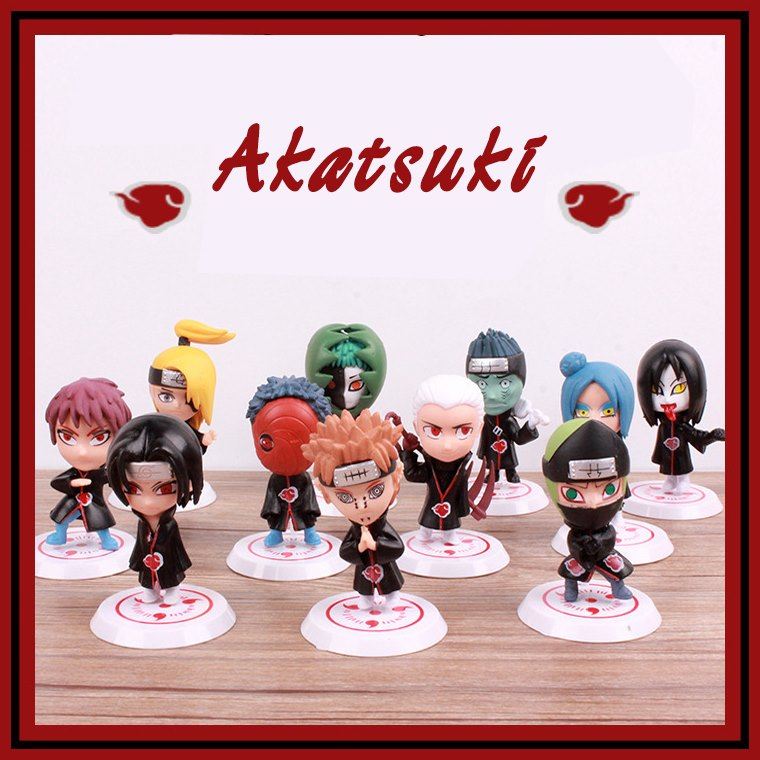 ✅Set Figure Akatsuki