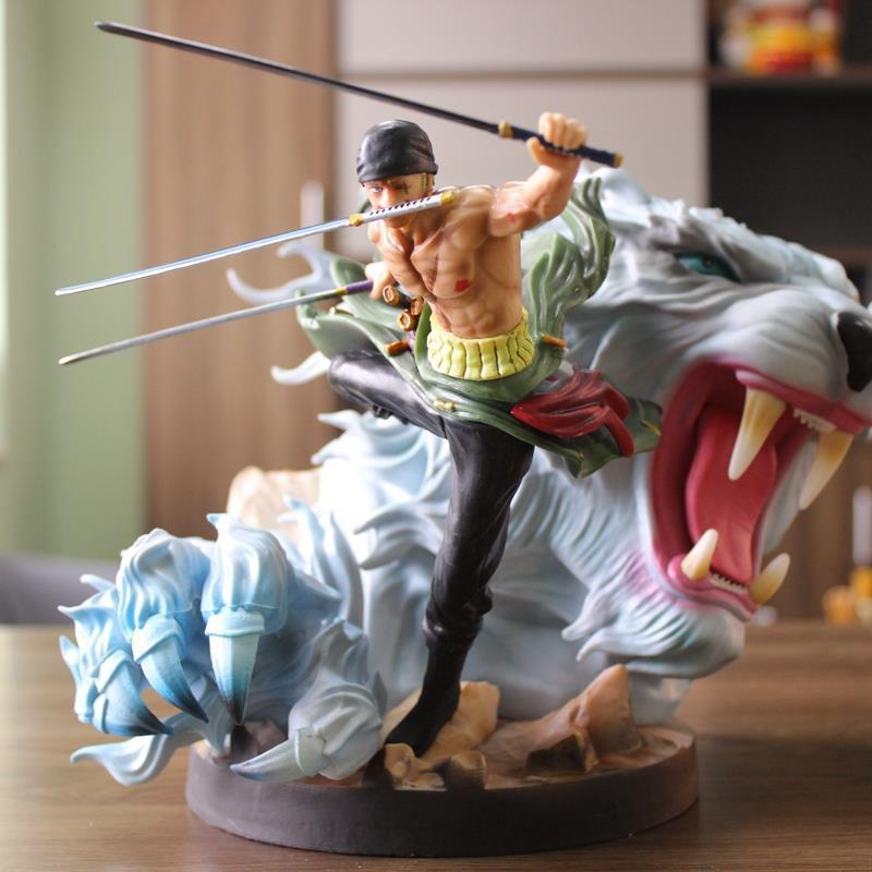 ✅Figure Zoro - skill Ultra Tiger Hunt