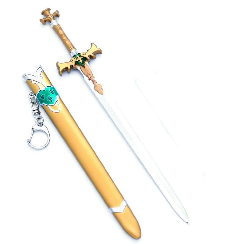 ✅Kim Mộc Tê kiếm - Sword Art Online: Alicization 22cm