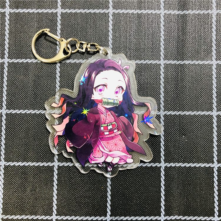 ✅Móc khóa Kimetsu no yaiba