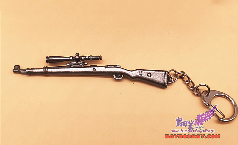 ✅Móc khóa súng kar98, AWM Pubg Mini