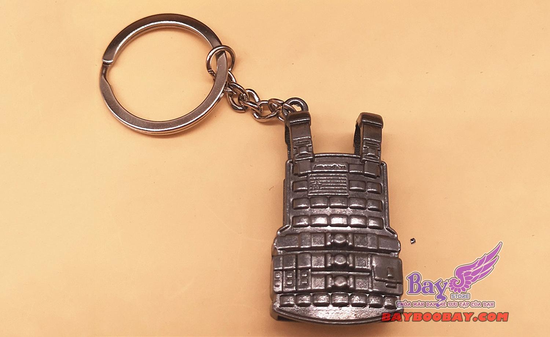 ✅Móc khóa giáp 3 Pubg Mini