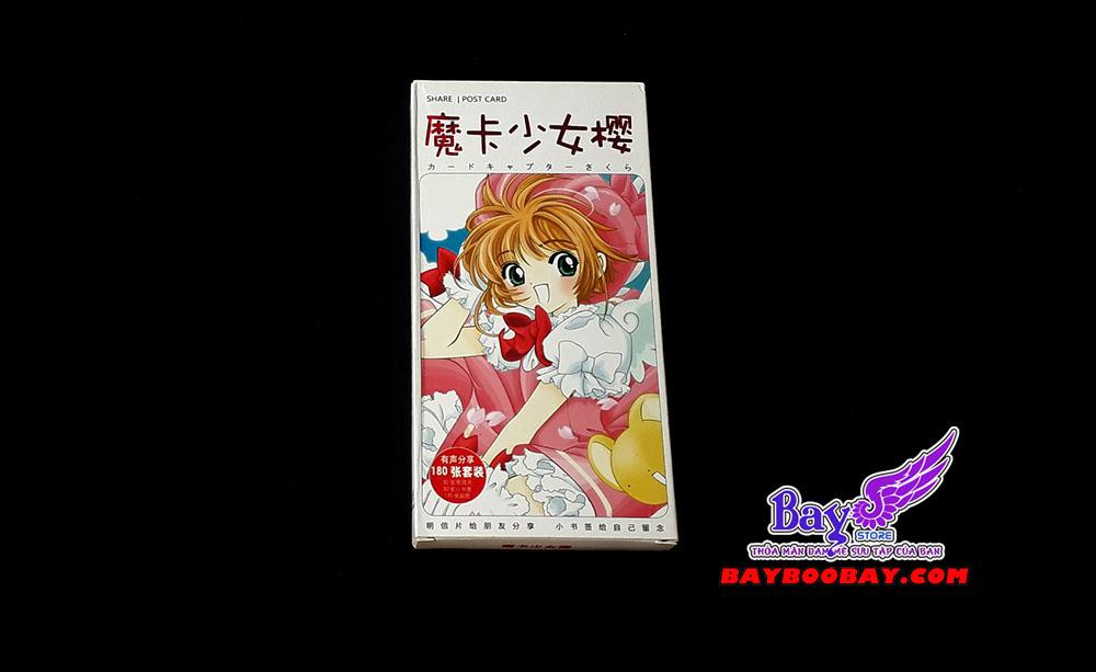 ✅Bưu thiếp Sakura 30 tấm