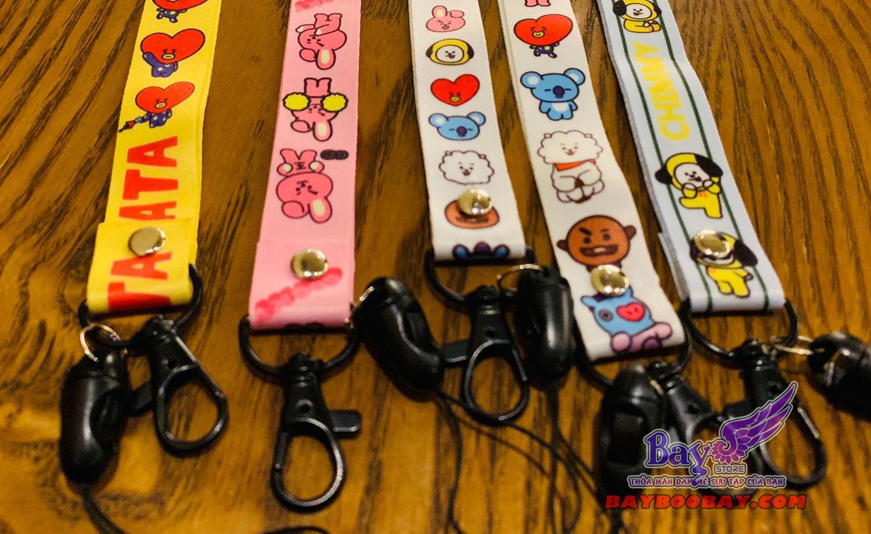 ✅Dây đeo BTS (loại dài)
