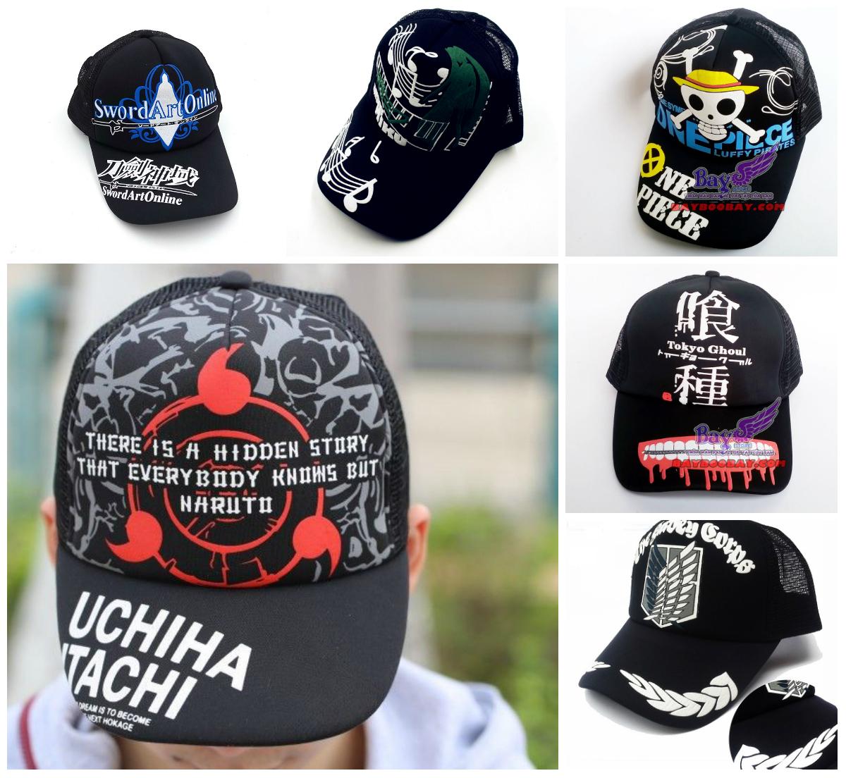 Mũ nón Anime - lưỡi trai