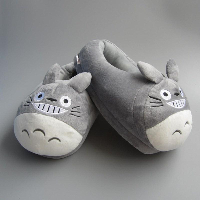 ✅Dép bông Totoro
