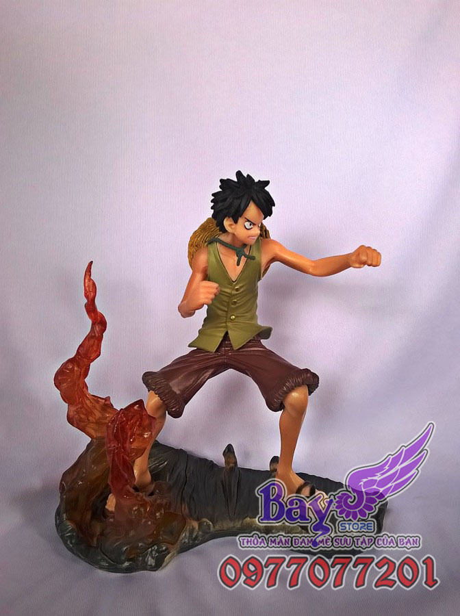 Figure Luffy - One Piece