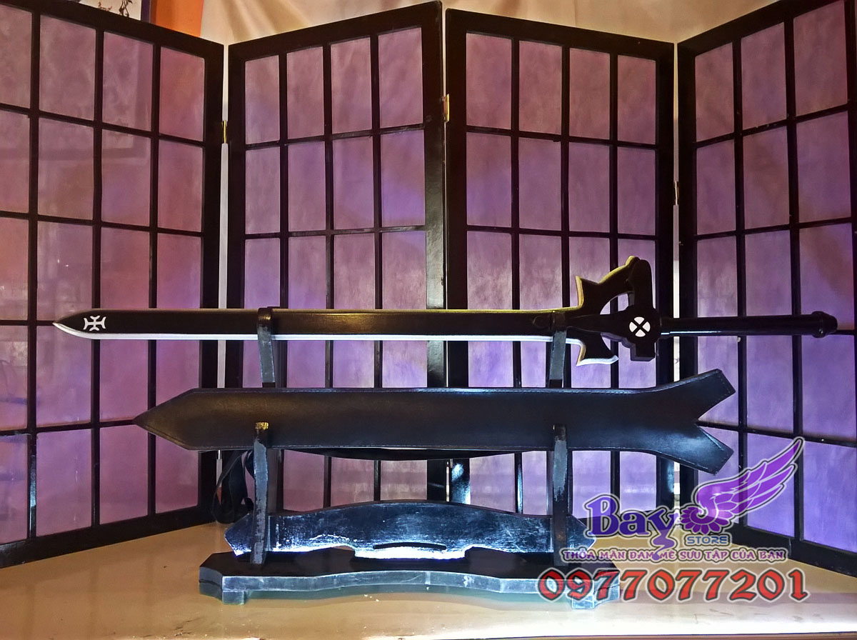 Kiếm Elucidator - Kirito - Sword art online ( SAO )