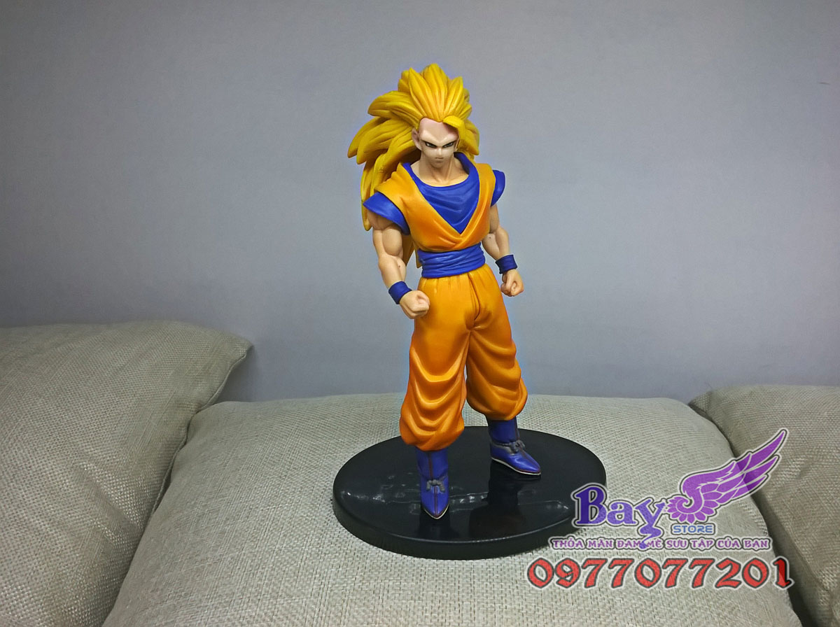 Figure Goku Super Saiyan 3 - Dragon Ball