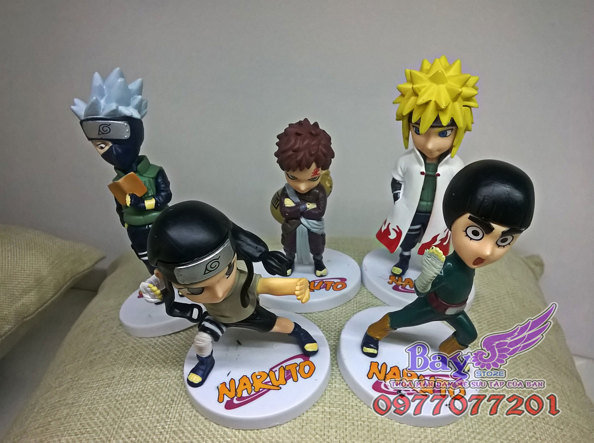 Figure Naruto mini