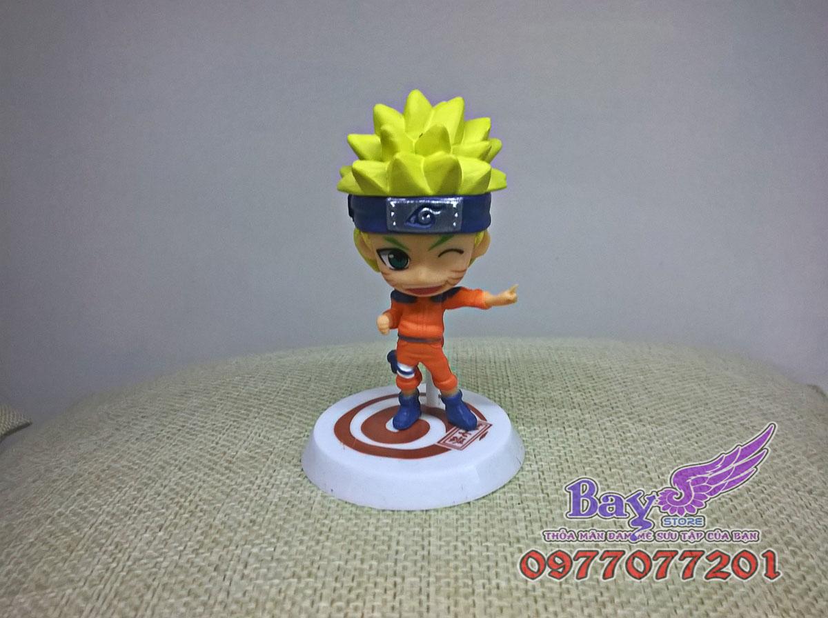 ✅Set Figure Naruto mini 1