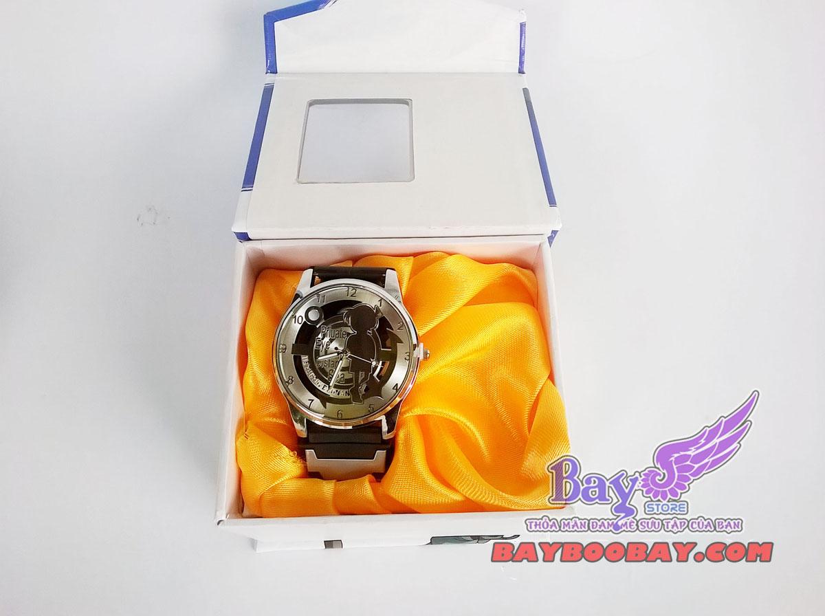 đồng hồ đeo tay conan