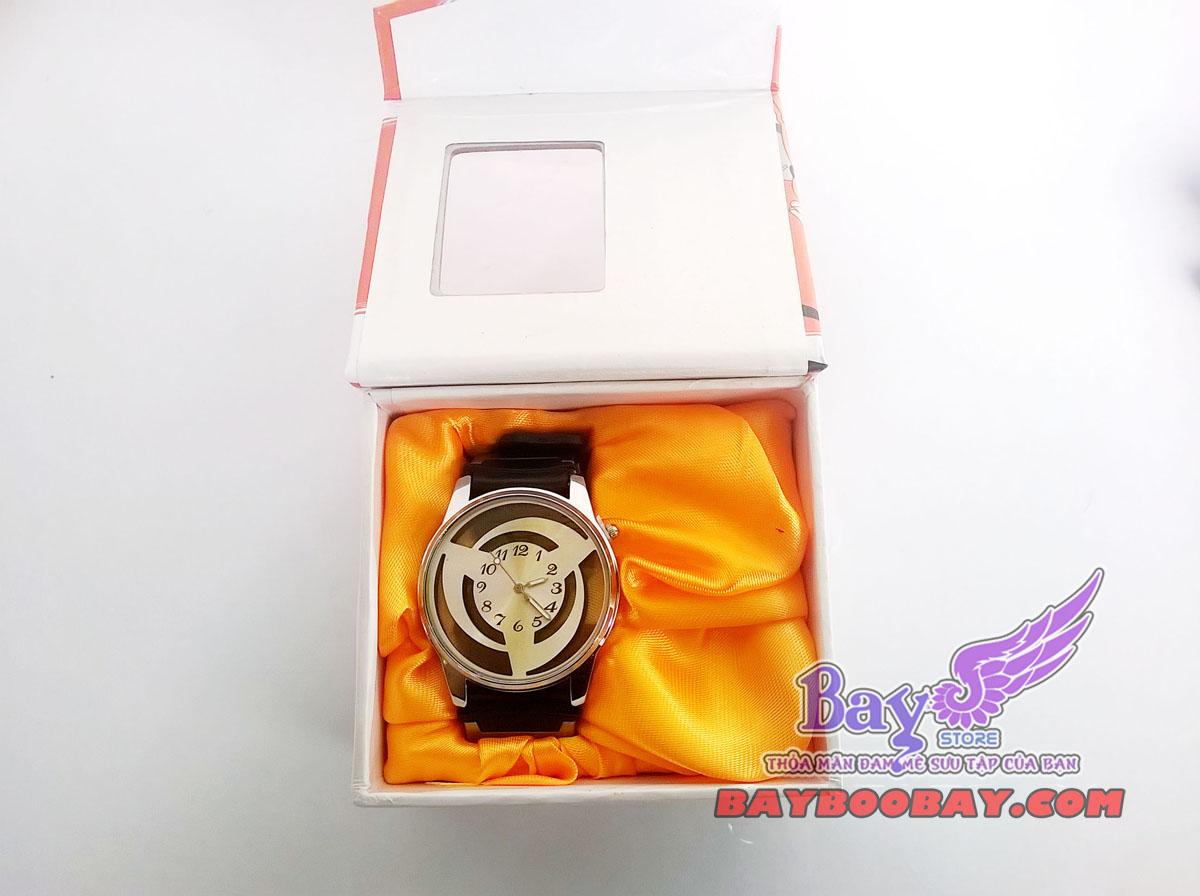 đồng hồ đeo tay naruto