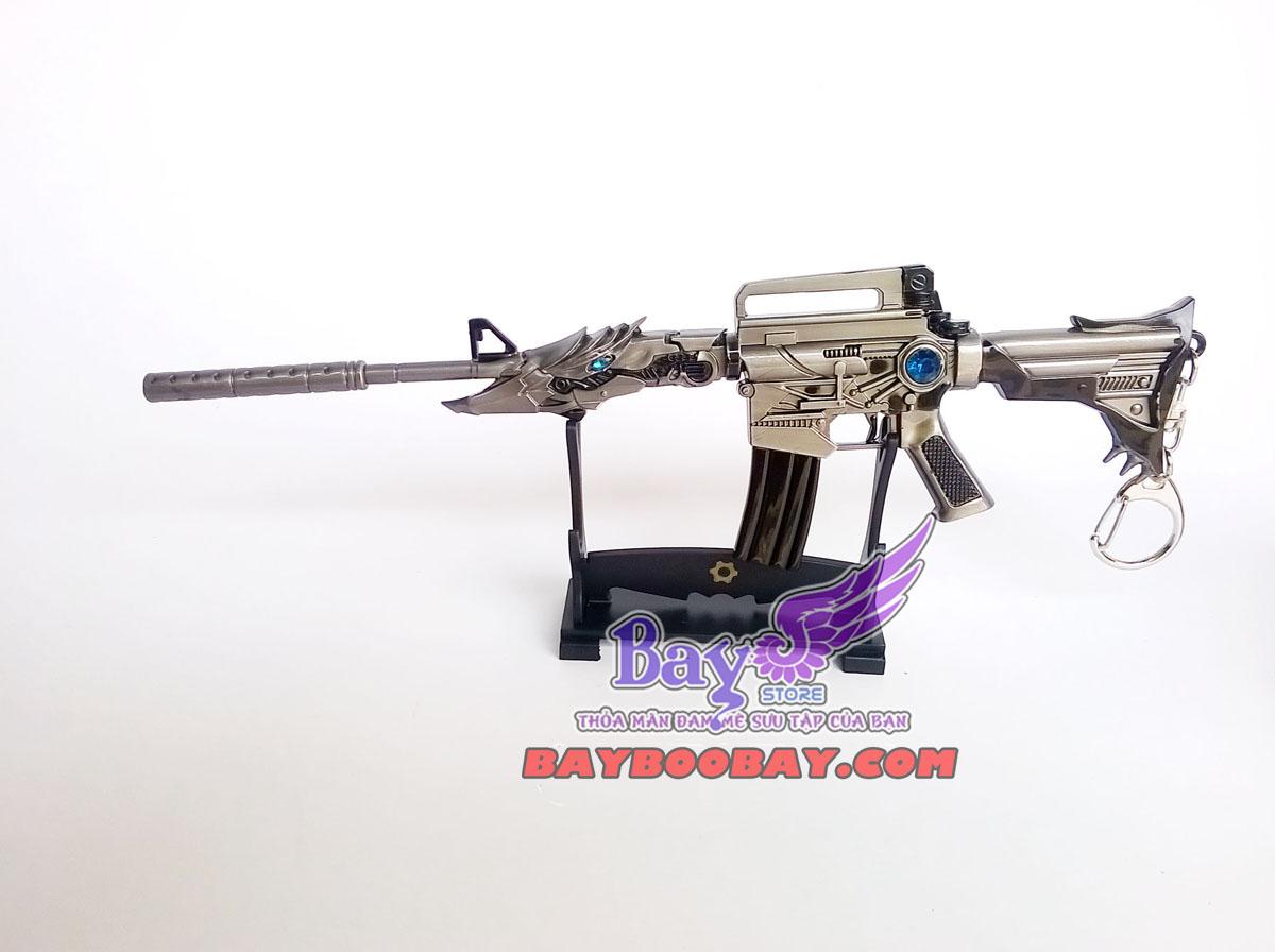 súng m4a1 transformer