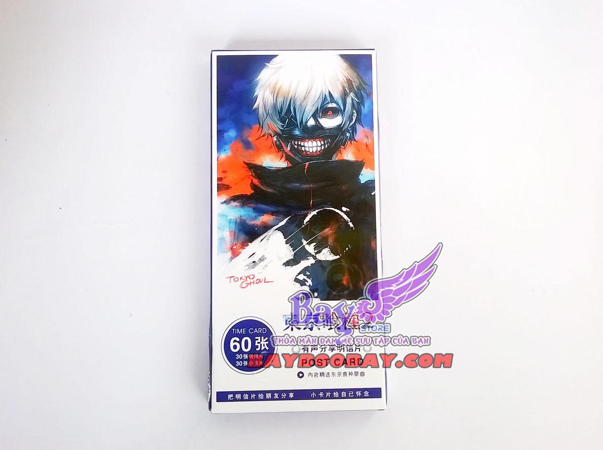 Postcard anime
