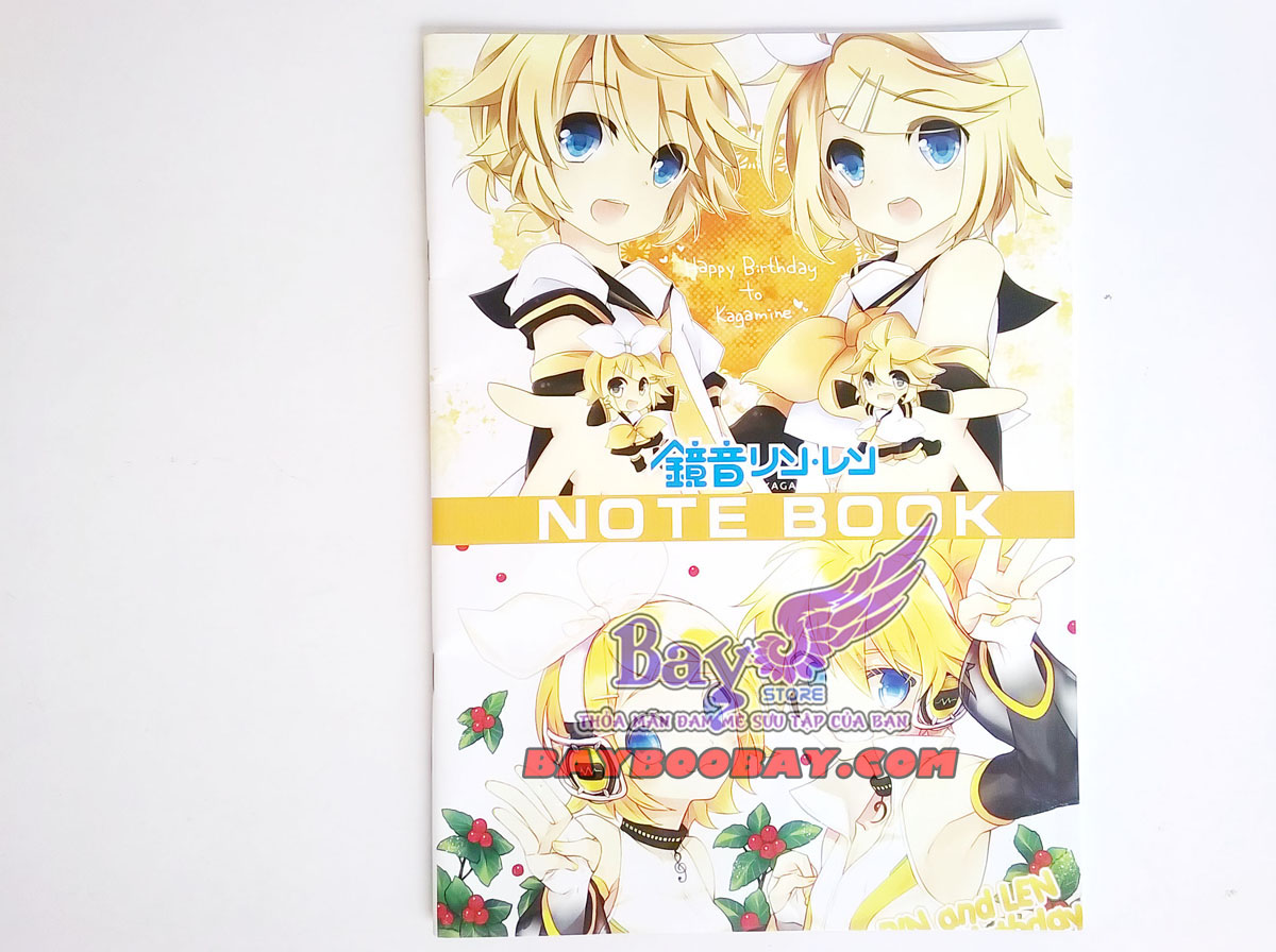 note book anime