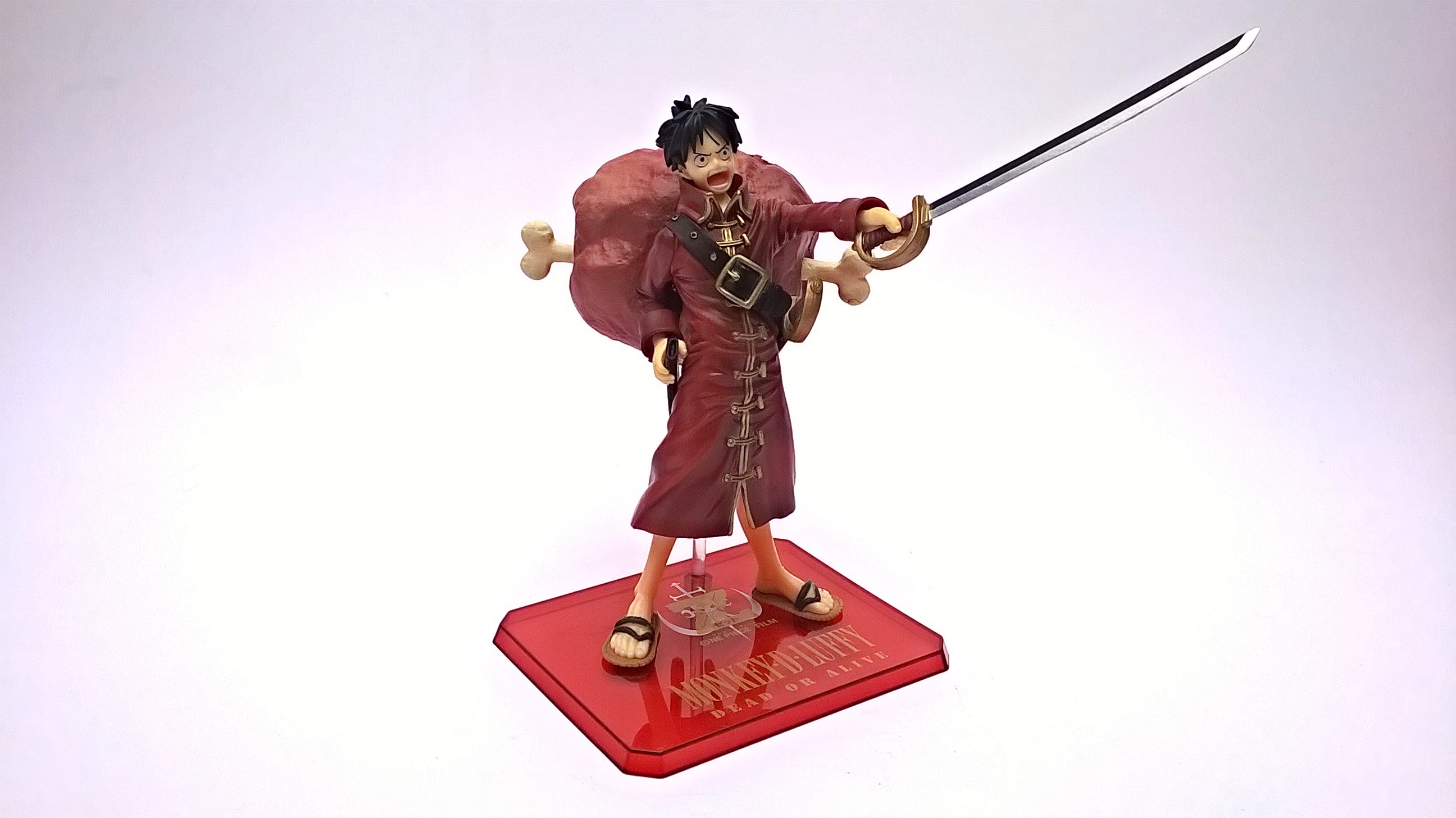 figure luffy- one piece