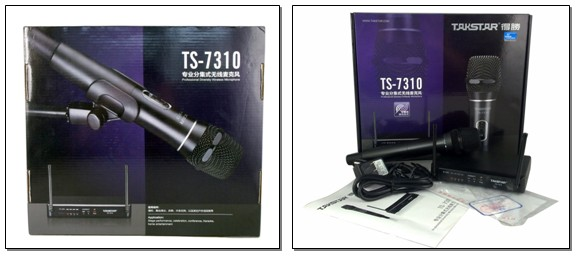 Micro KaraokeTakstar TS-7310