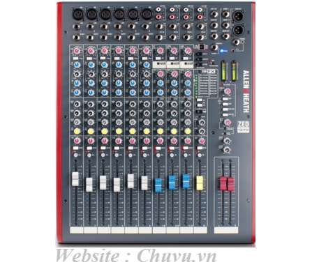 Mixer Allen  Heath Zed 12FX