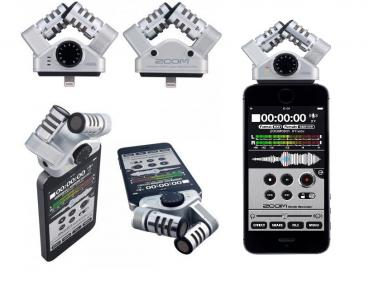 Zoom iQ6 - Stereo Mic for iOS
