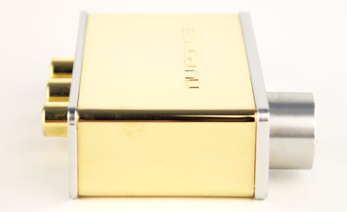 NuForce HeadAmp,USB DAC  uDAC 2 Signature Gold Edition