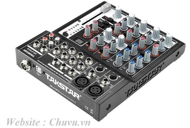 Mixer Takstar XR-210FX