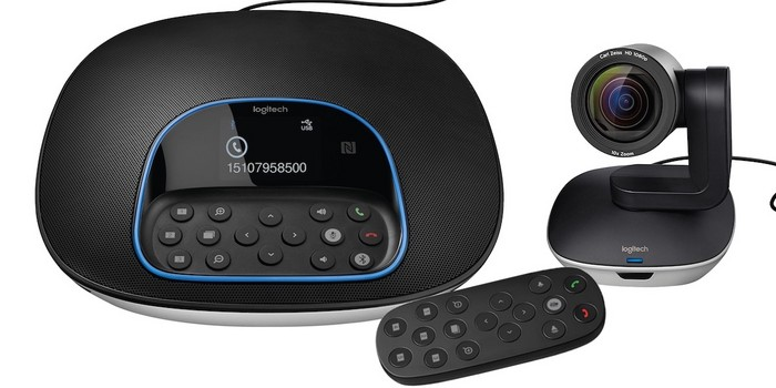 Thiết bị họp trực tuyến Logitech Conference Group
