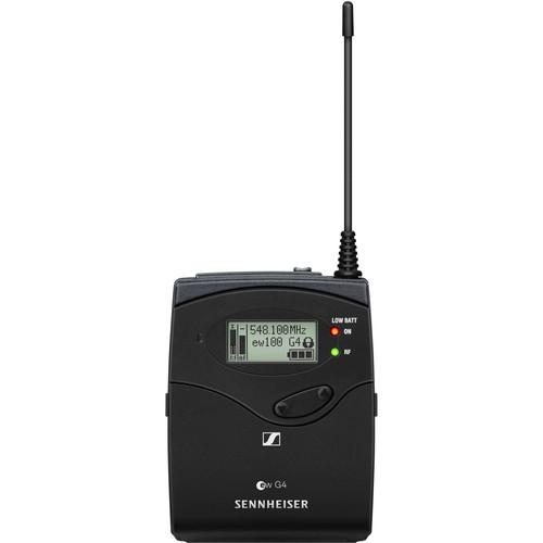 Micro không dây Sennheiser EW-100 ENG – G4