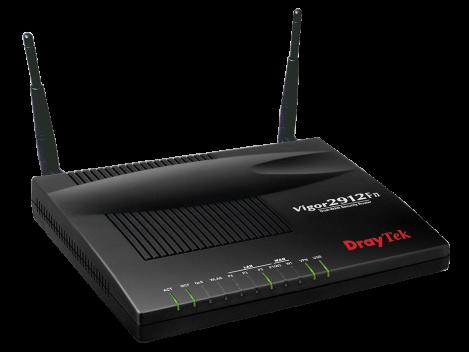 Router DrayTek Vigor2912Fn- Hàng chính hãng