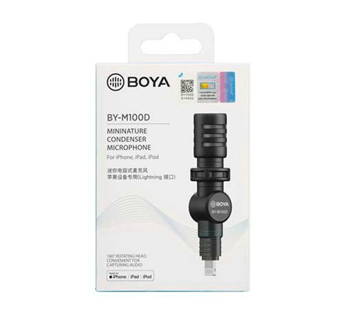 Microphone BOYA BY-M100D
