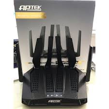 Wireless Router Aptek A196GU