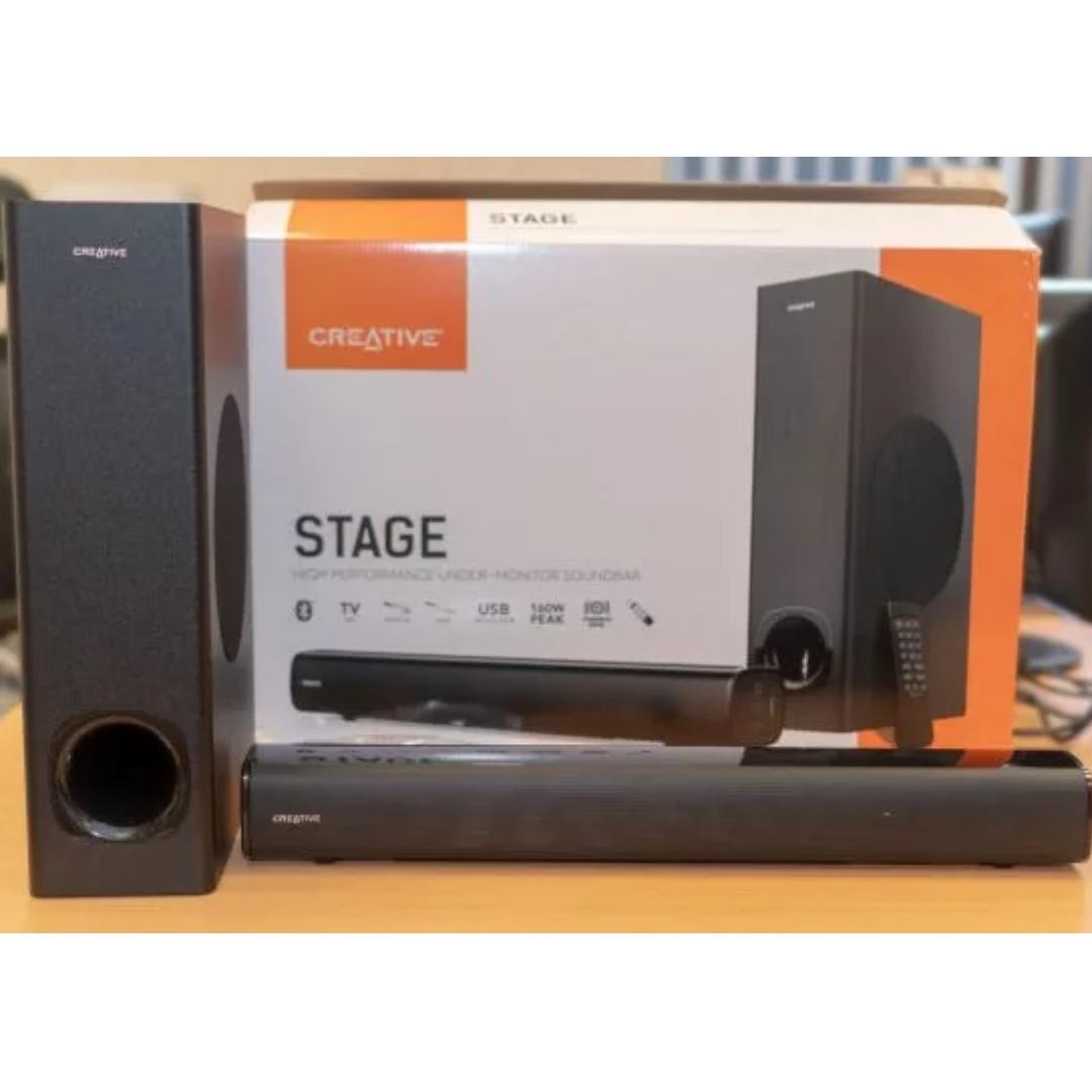 Loa Bluetooth Creative Stage