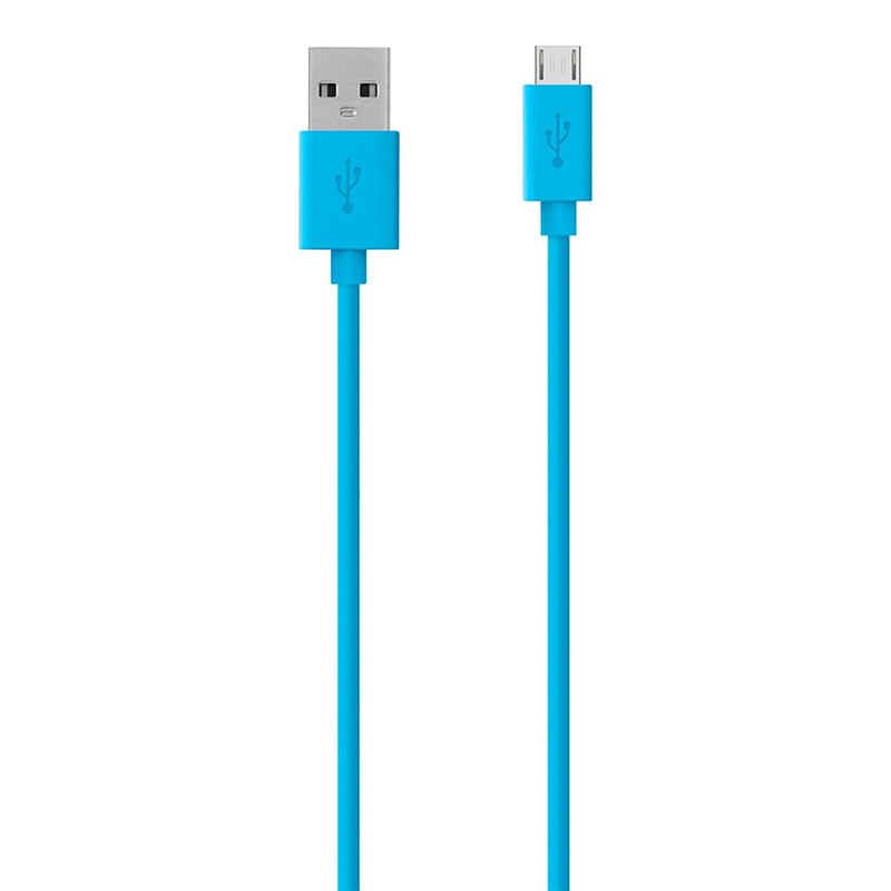 Cáp Micro USB Sync & Charge 2.4A 1.2m F2CU012bt04