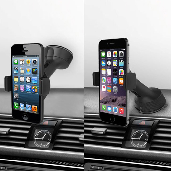 Đế kẹp giữ điện thoại trên ô tô (max 3.3