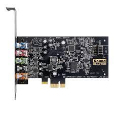 Card âm thanh Creative Sound Blaster Audigy FX( khuyến mãi mùa hè)