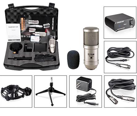 Micro thu âm Takstar PC-K300( Trọn bộ)