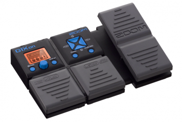 Zoom Guitar Multi FX pedal GX1on