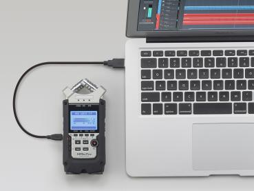 Mic Zoom Handy Recorder H4nPRO