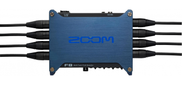 Zoom Multitrack Field Recorder F8