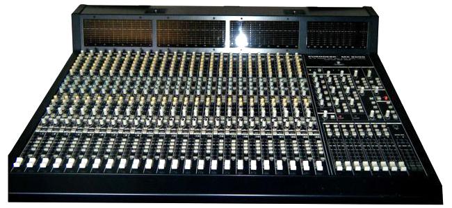 Mixer Behringer Eurodesk MX9000