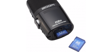 Zoom Handy Recorder H2n
