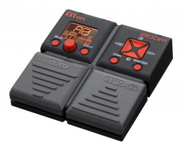 Zoom Bass Effects Pedal B1on