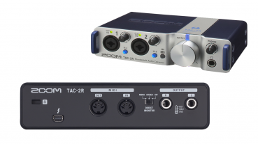 ZOOM Two Channel Thunderbolt Interface TAC-2R
