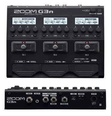 Zoom Multi effects Processor G3n