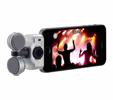 Zoom iQ7 - Stereo Mic for iOS