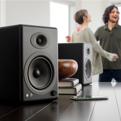 Loa Audioengine 5+ Wireless( Khuyến mãi sốc giảm giá 5%)