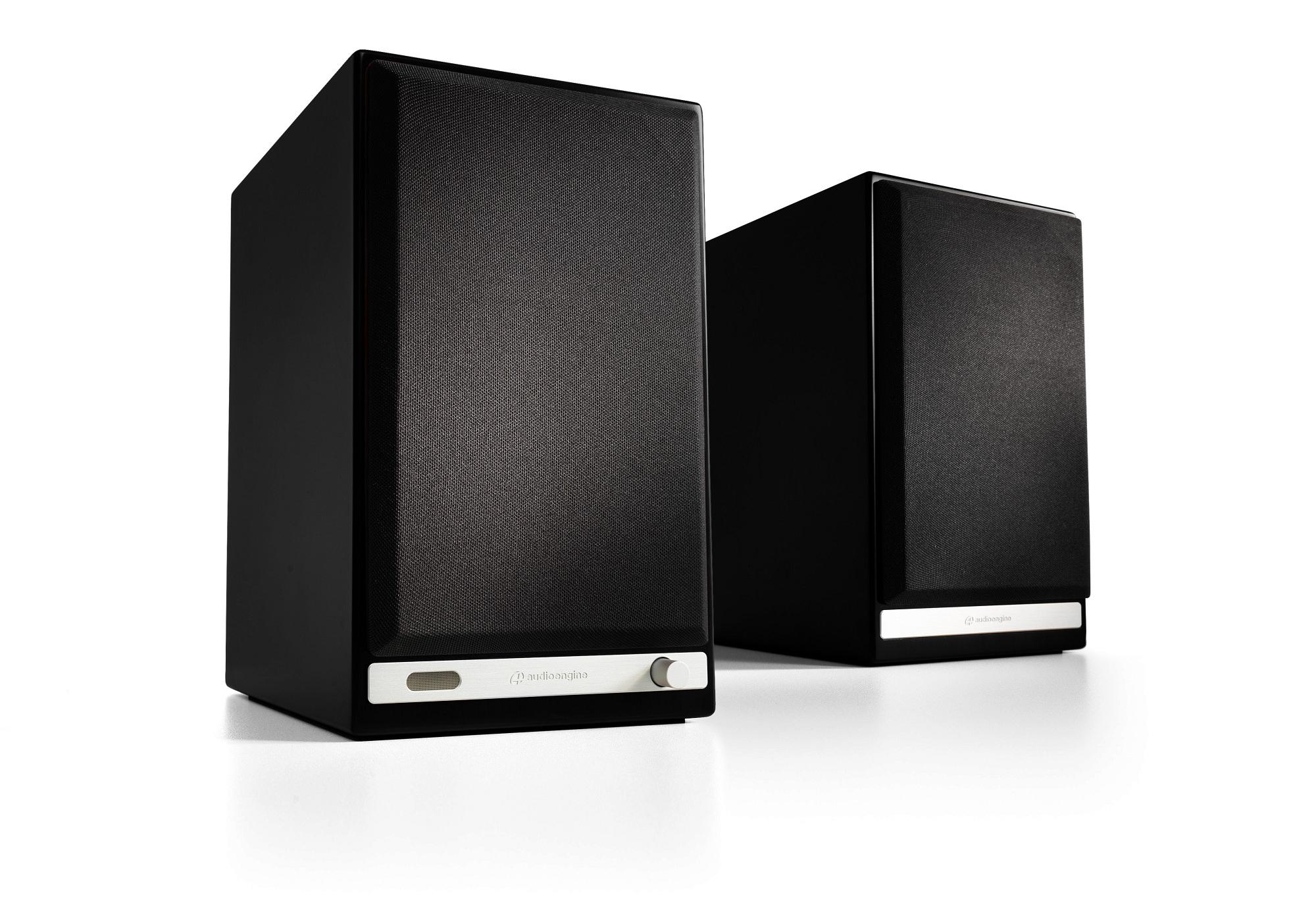 Loa Audioengine HD6 Đen