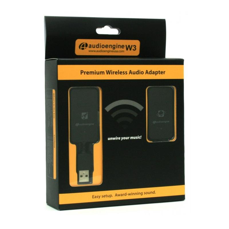 Bộ giải mã DAC Audioengine W3 Wireless