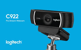 WEBCAM  LOGITECH C922 PRO FULL HD